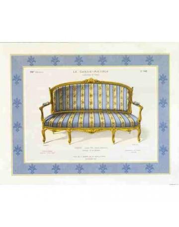 Le garde meuble canapé 1