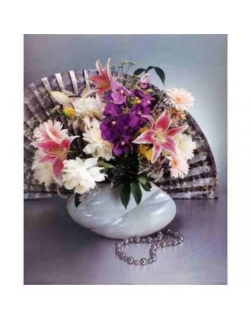Photographie bouquet de fleurs 2