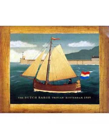 Bateau the dutch barge