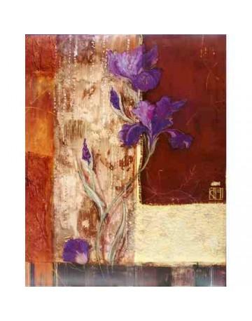 Fleurs abstrait 1