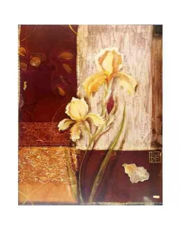 Fleurs abstrait 2