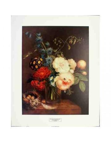 Nature morte des fleurs d'été