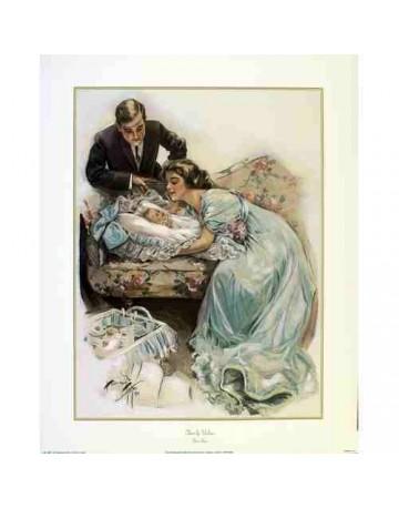 Les valeurs familiales: le premier né