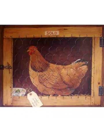 Poule à vendre