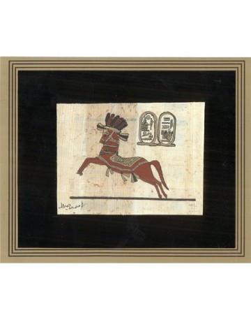 cheval royal de Ramsès II